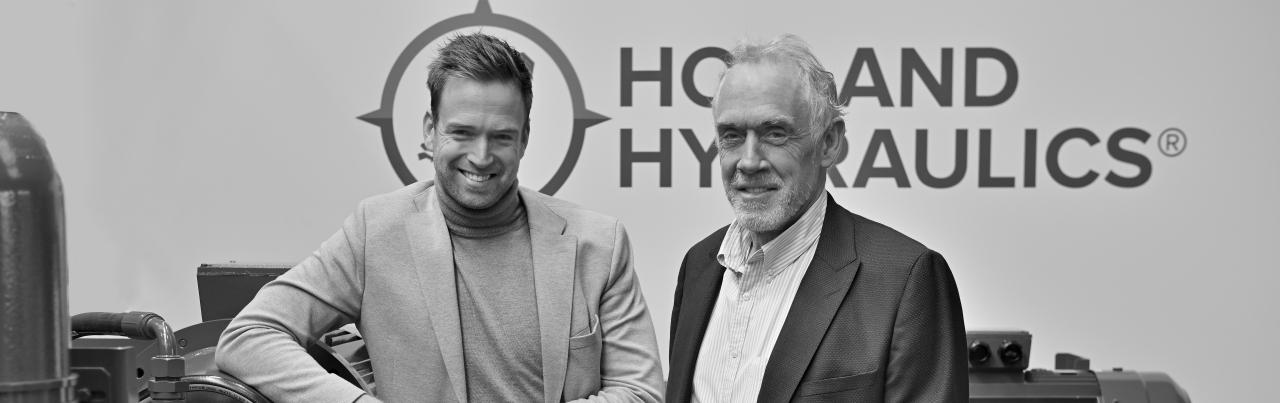 2 generaties, Rob en Bram van den Nieuwboer-VOM Nieuws